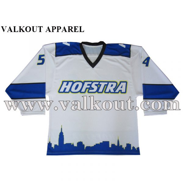 Custom Sublimated Hockey Shirt Jersey Wholesale. Factory Hockey Jersey Made  of Dry Fit 100% Polyester Fabric. 20161209627 cc2ac689f