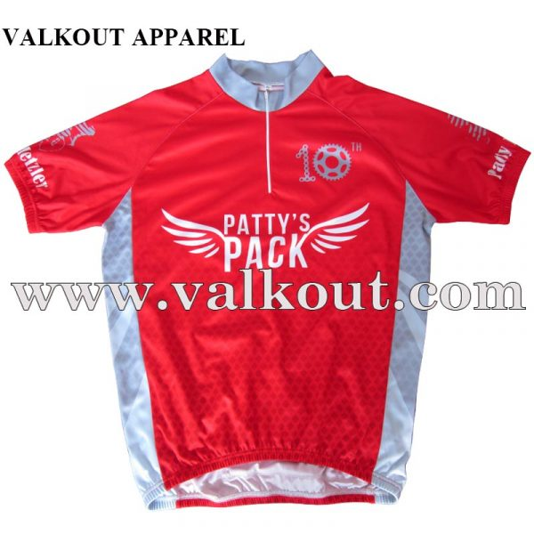 Custom China Factory Bike Wear Short Sleeve Custom Cycling Jersey.  20170114003 cdff4727e