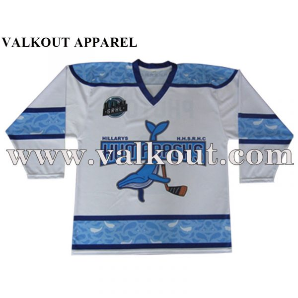 Customize Your Own Hockey Jersey With Custom Artwork  0766f3f8b12