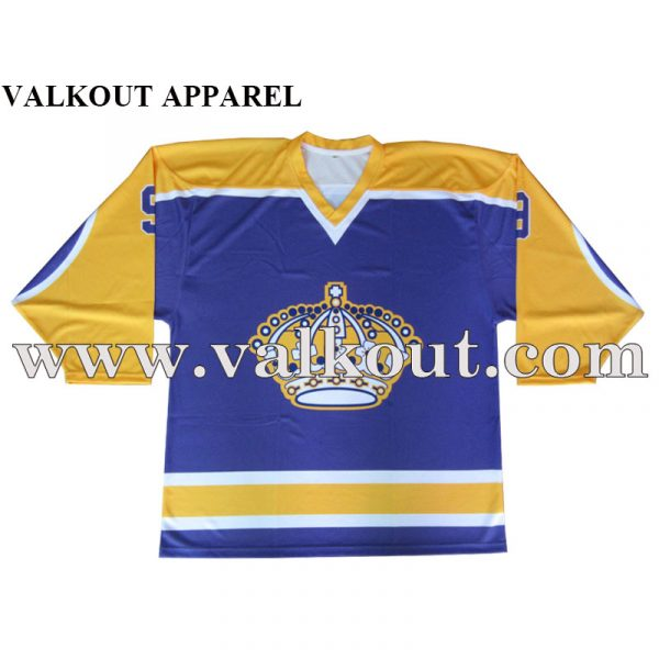 659bde21edf Design Custom Printed Ice Hockey Jerseys Online In China