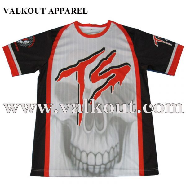 Dye Sublimated Jerseys Printed Softball Travel Teams