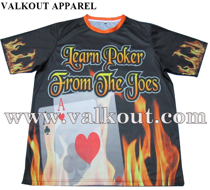 Custom Printed T Shirts No Minimum Whole Valkout