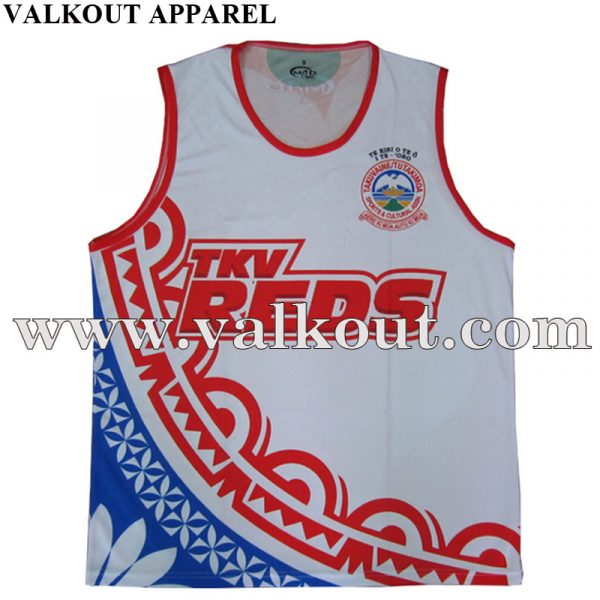 cff7ac6e12cce Digital Sublimation Printing Mens Gym Singlets Vests and Fitness Tank Tops