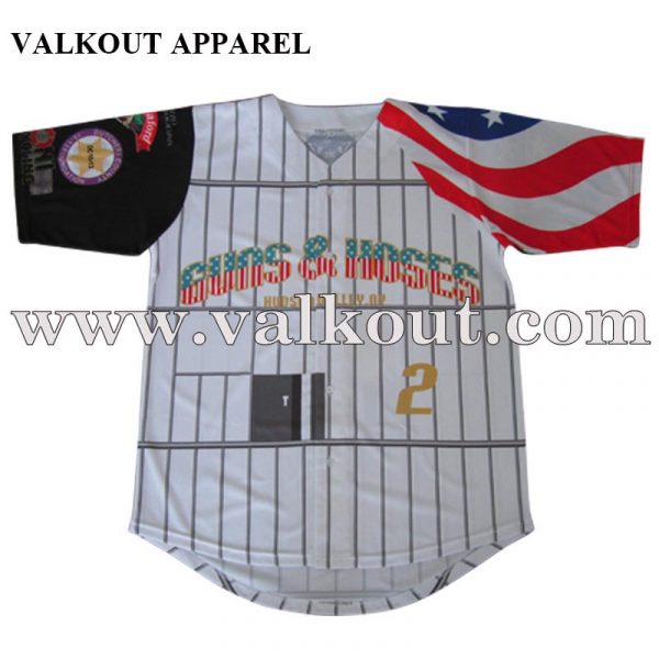 online store 54c5f c3cc3 Wholesale Sublimated Baseball Jersey Factory In China ...