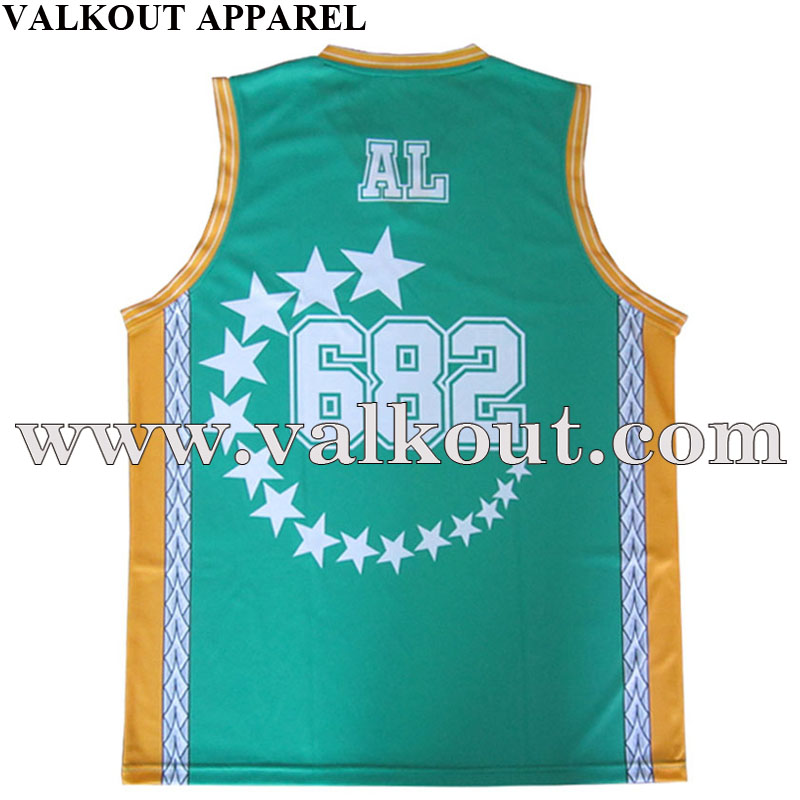 custom made design your own basketball singlets