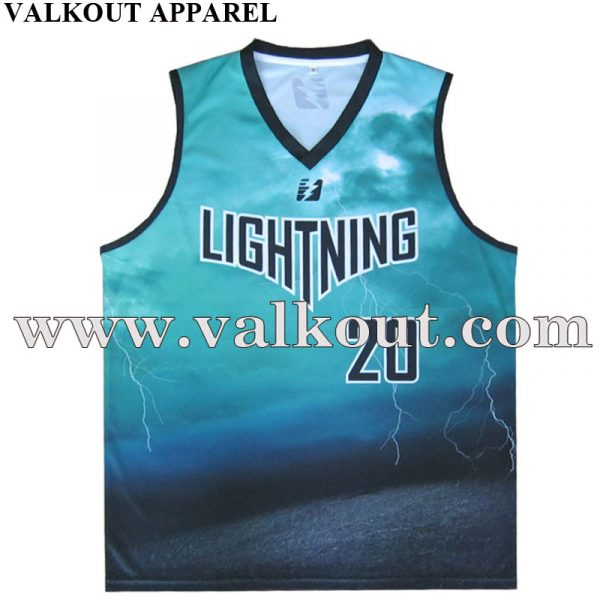 7933dd704ff Full Dye Sublimation Basketball Jerseys Basketball Team Gear ...