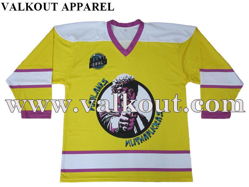 Pro-Fit Custom Sublimated Ice Hockey Uniforms  5379473e7