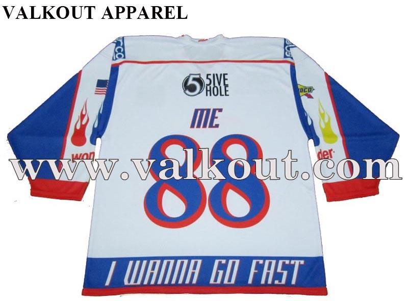 525f559bc Hockey Wear  Sublimated Ice Hockey Jerseys Custom Team Jersey Made in China  wholesale
