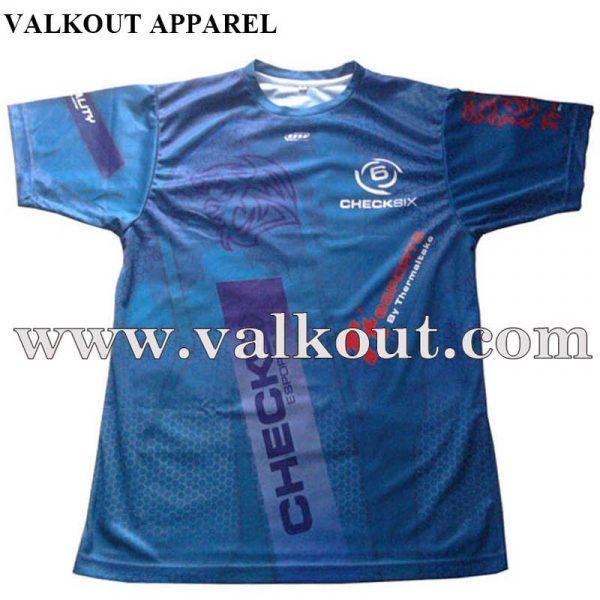 La sublimación completa personalizada Diseño Equipo de fútbol de los jerseys c5e7d31b7ad76