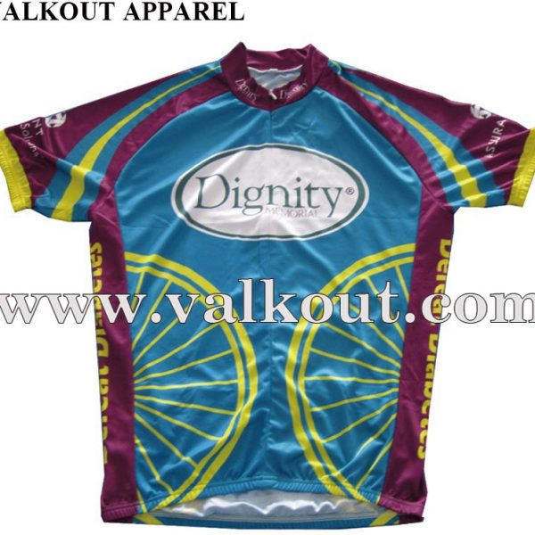 Sublimation Sport T Shirt Mens Muscle Fitness Gym Wear Bicycle Cycling  Jersey. 20171218045 018399fc6