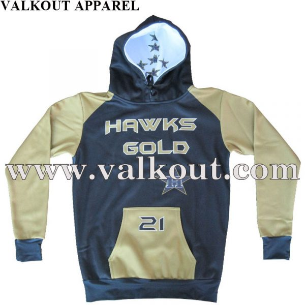 1652361a Dye Sublimation,All Over Printing and Cut and Sew Services For Custom  Hoodies