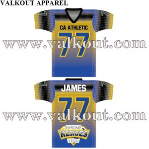 Sublimation Football Jerseys Manufacturers & Suppliers In
