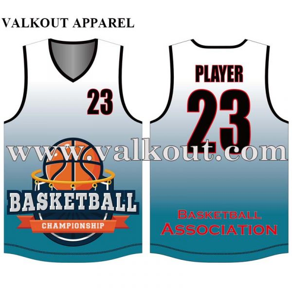 Where To Order Custom Basketball Jerseys For Your Team Valkout