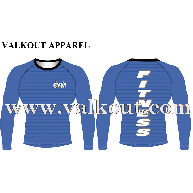 e66cadcd Custom Sublimation Dry Fast Printing Rash Guard | Valkout Apparel Co. ,Ltd  - Custom Sublimated Fishing Jerseys, Sublimated T Shirts, Custom Sublimated  ...
